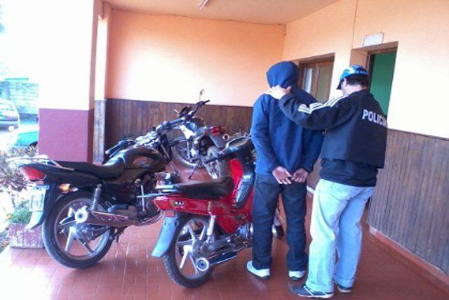 Robo-de-motos