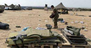 guitarra-campamento-Israel-Gaza-EFE CLAIMA20140806 0111 27
