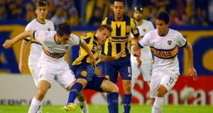 Boca Juniors vs Rosario Central