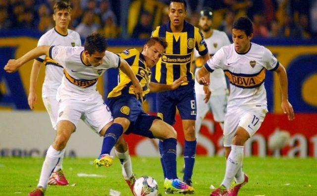 Boca Juniors vs Rosario Central