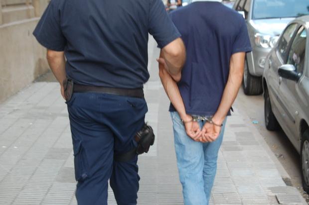 Detenido-Secundaria