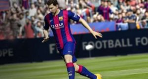 large messi video juego