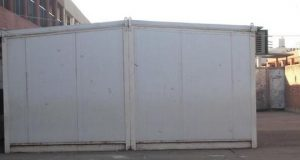 aulas container vgg