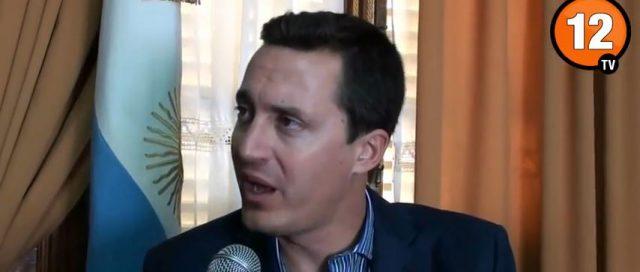 Diego Garavano Predio Ferial
