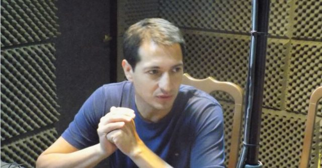 Jorge Murabito Megafono 1