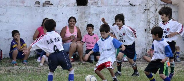 futbol infantil 1