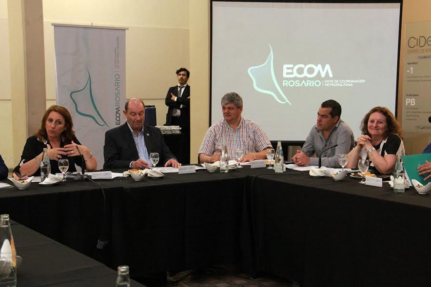 Ricci participó de la reunión del Consejo de Gobierno del ECOM | 12 Noticias